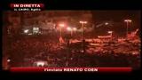 Egitto, Piazza Tahrir: <<Omar Suleiman vattene!>>