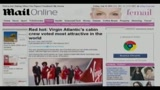 11/02/2011 - Hostess e steward Virgin Atlantic i più belli del mondo