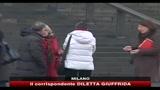 Ruby, manifestazione Pdl davanti al tribunale di Milano