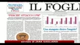Berlusconi, opposizione all'attacco