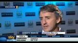 12/02/2011 - Il derby del Mancio: Voglio vincere anche giocando male