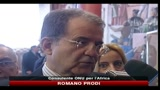 12/02/2011 - Nordafrica, Prodi: c' un fortissimo risveglio di democrazia, anche se imperfetta