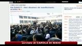 Algeria, al via la manifestazione: scontri e arresti ad Algeri