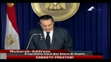 13/02/2011 - Mubarak, prossima destinazione forse la Germania
