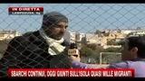 Lampedusa, testimonianza di un immigrato