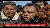 I tunisini sbarcati a Lampedusa: Vi chiediamo aiuto