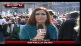 Se non oggi quando, donne in piazza in tutta Italia: Roma