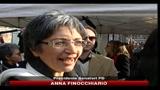 Se non ora quando: Anna Finocchiaro e Livia Turco