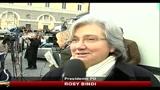 Donne in piazza, Bindi: piazze piene fatto straordinario