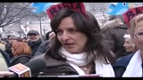 Bologna, in migliaia in corteo per la dignità delle donne