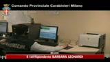 Milano, operazione antidroga