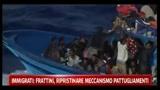 Immigrati: Frattini, bisogna ripristinare i pattugliamenti