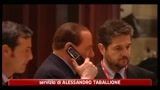 14/02/2011 - Berlusconi: alla Camera magioranza verso quota 325