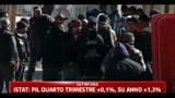 15/02/2011 - Immigrazione, Berlusconi e Maroni a Catania