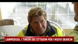 15/02/2011 - Lampedusa, i timori dei cittadini