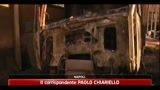 15/02/2011 - Napoli,  ancora emergenza rifiuti