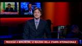 Processo a Berlusconi, le reazioni della stampa internazionale