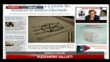 Proiettile e minacce BR a Il Giornale con riferimento a Berlusconi