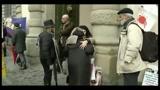 Firenze, ad Fs Moretti contestato per strage Viareggio