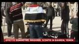 Dilaga la rivolta nel mondo arabo