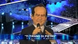 Di Pietro (e Sora Cesira) debuttano a Sanremo