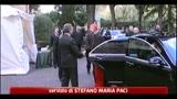 Patti Lateranensi, Berlusconi incontra vertici della Chiesa