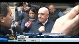 19/02/2011 - Milan, Galliani Inter? ho ragione io