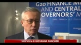19/02/2011 - G20, Tremonti: la speculazione destabilizza