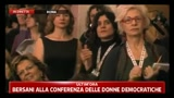 19/02/2011 - Bersani: c' troppa gente che tace sapendo quel che sta succedendo