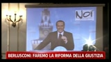 19/02/2011 - Berlusconi: mi vogliono eliminare per via giudiziaria