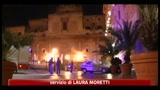 Morte ambulante marocchino, incendiata un'auto dei vigili urbani