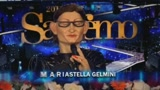 Gli Sgommati, la Gelmini canta Bastarde a Sanremo