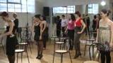 22/02/2011 - Lady Burlesque: Prove di Gruppo