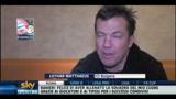 22/02/2011 - Inter-Bayern, il doppio ex: Lothar Matthaeus