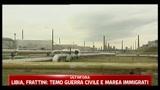 Gas libico verso Italia in diminuzione