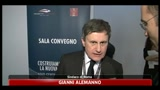 22/02/2011 - Roma Capitale, Alemanno: Dimostrare che stiamo cambiando