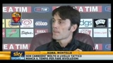 Roma, conferenza stampa Montella parte seconda