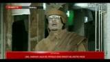 3- Gheddafi: I soldi del petrolio sono rimasti nel nostro Paese