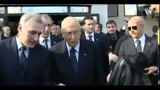 22/02/2011 - Libia: Napolitano: stop a violenze e ascoltare popolo