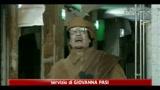 23/02/2011 - Gheddafi alla nazione: colpirò gli insorti come a Tienanmen