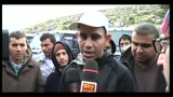 23/02/2011 - Lampedusa, migranti sbarcati: cerchiamo libert e lavoro