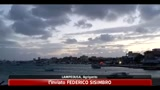 Allarme maltempo, bufera a Lampedusa