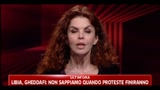 Lampedusa, Laura Boldrini in collegamento telefonico con SkyTG24 Pomeriggio