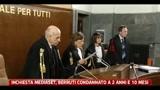 Inchiesta Mediaset, Berruti condannato a 2 anni e 10 mesi