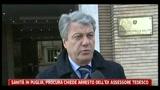 24/02/2011 - Sanità in Puglia, la procura chiede l'arresto dell'ex assessore Tedesco