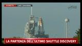 24/02/2011 - La partenza dell'ultimo Shuttle Discovery