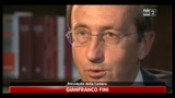 25/02/2011 - Fini, essere eletti dal popolo non significa impunit