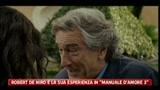 Robert De Niro e la sua esperienza in manuale d'amore 3