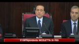 Ruby, Berlusconi: telefonata per evitare incidente diplomatico