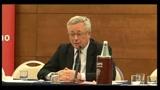 Fisco, Tremonti: il rapporto sulla riforma entro 2-3 mesi